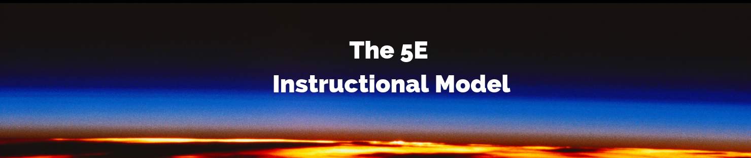 The 5E Instructional Model | NASA eClips